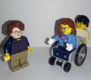 B Wheelchair