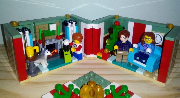 Lego Christmas Present
