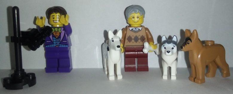 Michael Mcintyre Paul O'Grady Lego