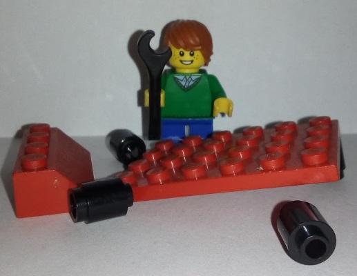 Lego X Taking Bed Apart