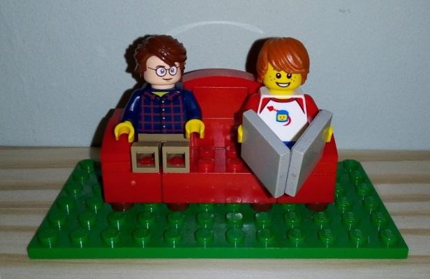 Lego X Reading