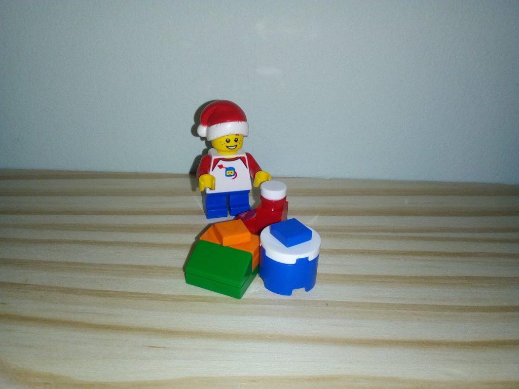 Lego Advent Presents