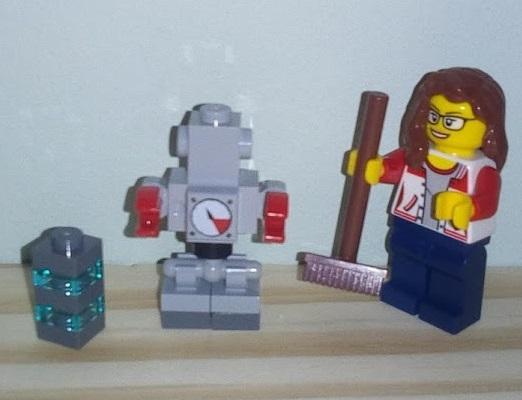 Lego Advent Robot