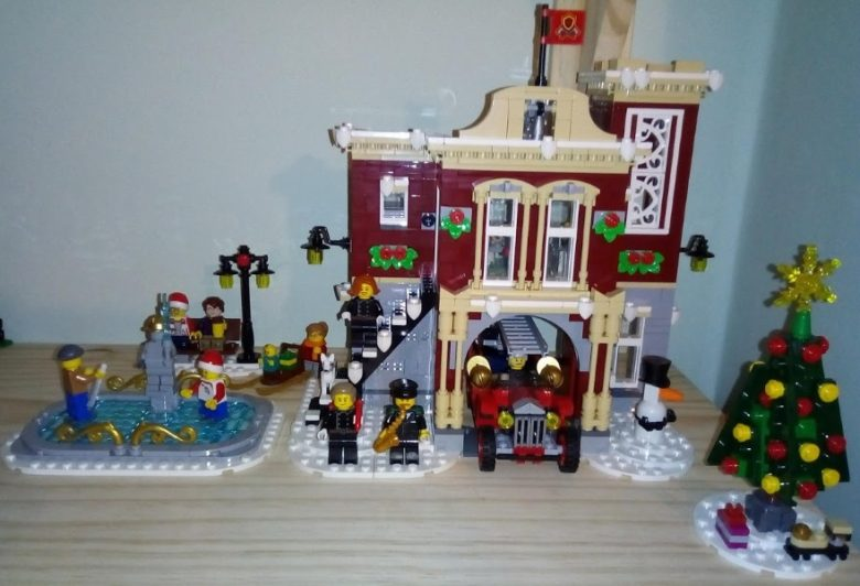 Lego Fire Station 10263