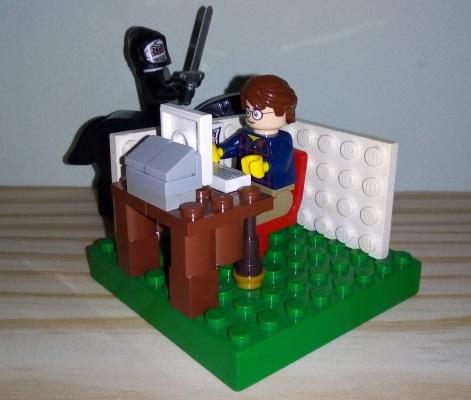 Grim reaper at work