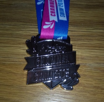 Aspire Swim Medal 2018