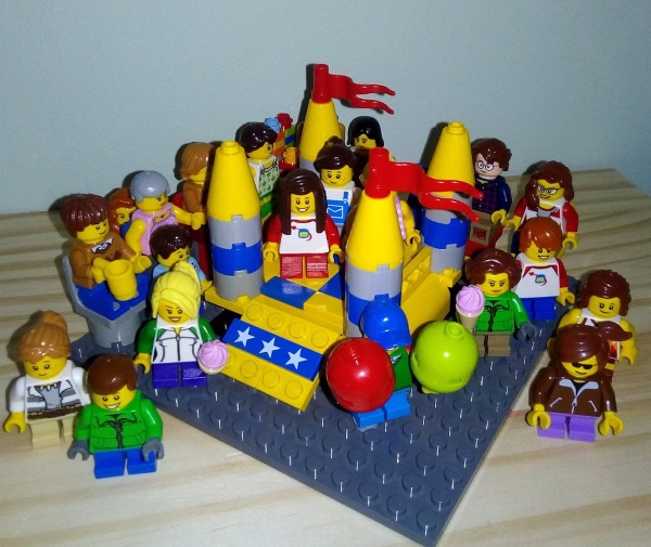 Lego Kids Party